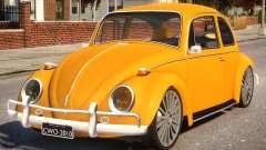 VW Fusca Gran Luxo 1969 para GTA 4