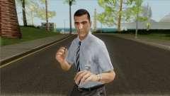 Andreas Sanchez FIB Agent para GTA San Andreas