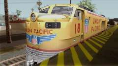 Union Pacific 8500 HP Gas Turbine Locomotive para GTA San Andreas
