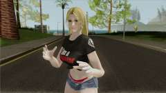 Helena Fest 2016 from Dead Or Alive 5 Last Round para GTA San Andreas
