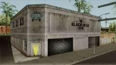 Gym & Stores (Retextured) para GTA San Andreas