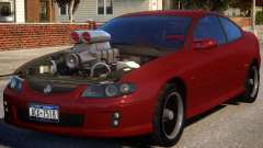 Holden Monaro Supercharged para GTA 4