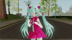 Punishment MIKU para GTA San Andreas