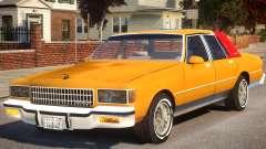 1990 Chevrolet Caprice para GTA 4