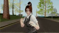 Mai Shiranui Original Outfit para GTA San Andreas