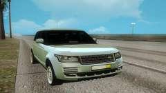 Land Rover Range Rover para GTA San Andreas
