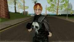 Marvel Heroes Rachel Alves (Punisher) para GTA San Andreas