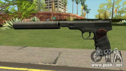 APB Silenced Auto Pistol para GTA San Andreas