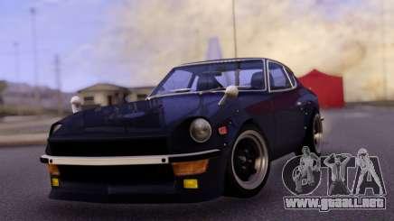 Datsun 240Z para GTA San Andreas