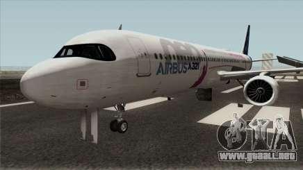 Airbus A321LR para GTA San Andreas