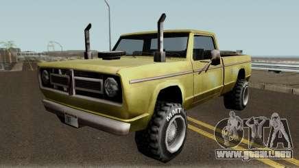 Sadler Mad Max para GTA San Andreas
