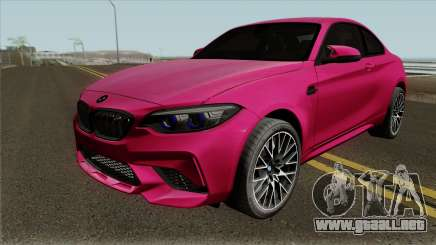 BMW M2 Competition 2018 para GTA San Andreas