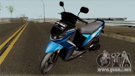 Yamaha Soul GT STD para GTA San Andreas