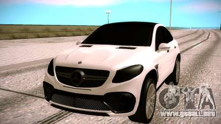 Mercedes Benz GLE CLR 900 Tuning para GTA San Andreas