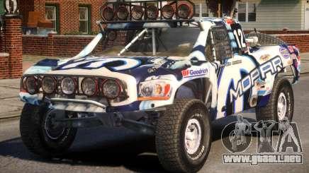 Dodge Ram Trophy PJ2 para GTA 4