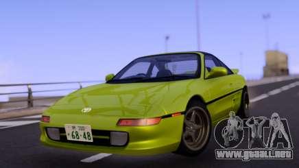 Toyota MR-2 GT para GTA San Andreas