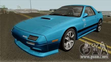 Mazda RX-7 FC3s Touge Edition para GTA San Andreas