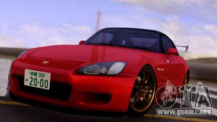 Honda S2k Spoon Sport para GTA San Andreas