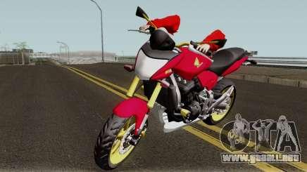 Hornet Br para GTA San Andreas