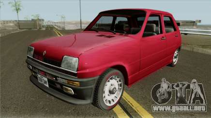 Renault 5 TL para GTA San Andreas