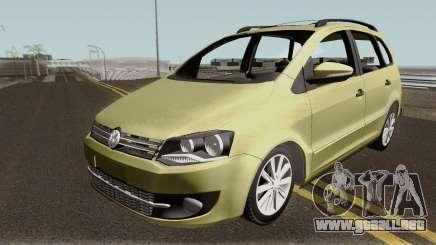 Volkswagen Suran 2015 para GTA San Andreas