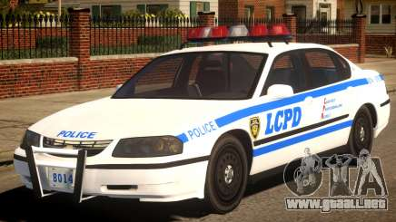 2003 Chevrolet Impala LCPD 2 para GTA 4