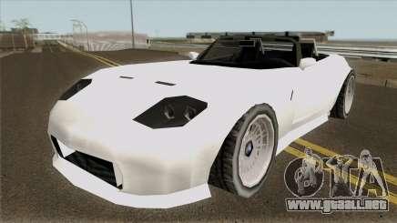Banshee GTA V (SA Style) para GTA San Andreas