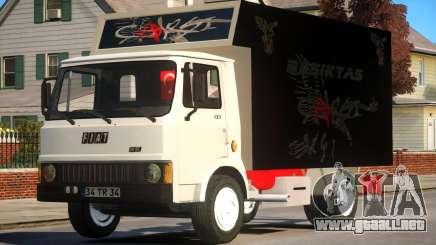 Fiat 50 NC para GTA 4