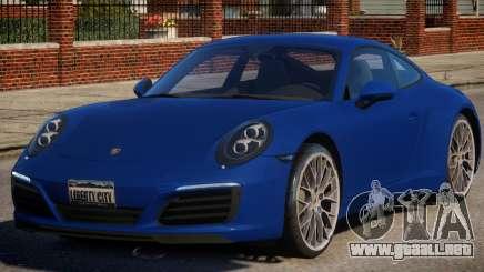 Porsche Carrera 4S v1.05 para GTA 4