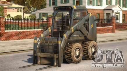 New Fork Lift para GTA 4