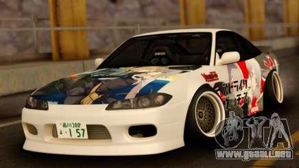 Nissan 180SX Facelift Silvia S15 para GTA San Andreas
