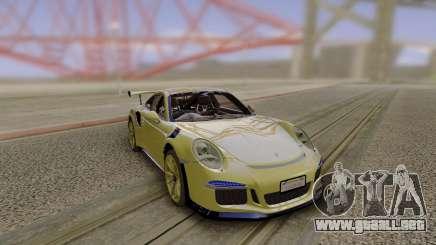 2017 Porsche 991 GT3RS para GTA San Andreas