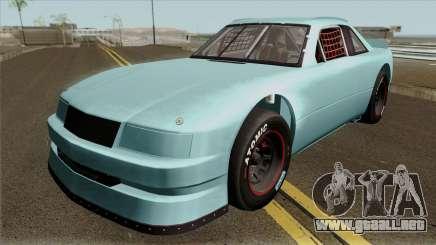 Declasse Hotring Sabre GTA V para GTA San Andreas