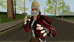 Starlord From Marvel Strike Force para GTA San Andreas