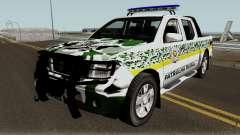 Nissan Frontier Police para GTA San Andreas