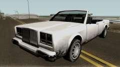 Greenwood Cabrio Edition para GTA San Andreas