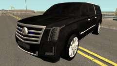 Cadillac Escalade FBI para GTA San Andreas