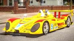 Porsche RS Spyder PJ1 para GTA 4