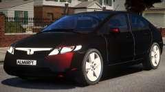 2007 Honda Civic para GTA 4