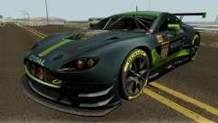 Aston Martin Vantage GTE 2017 para GTA San Andreas