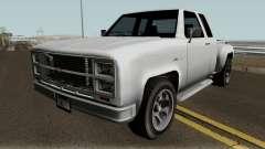Bobcat GTA IV para GTA San Andreas