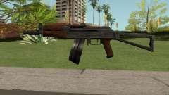 AKS74U HQ para GTA San Andreas