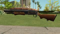 Fortnite Pump Shotgun para GTA San Andreas
