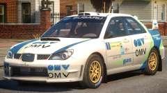 Subaru Impreza WRX STi PJ3