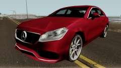 Mercedes-Benz CLS63 SA Style (Low-poly) para GTA San Andreas