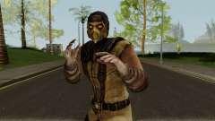 Kold War Scorpion MKXM para GTA San Andreas