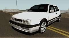 Volkswagen Golf 3 ABT VR6 Turbo Syncro para GTA San Andreas