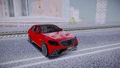 Mercedes-Benz S63 W222 GAD para GTA San Andreas
