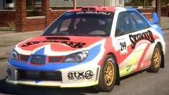 Subaru Impreza WRX STi PJ4