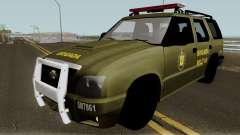 Chevrolet Blazer Police para GTA San Andreas